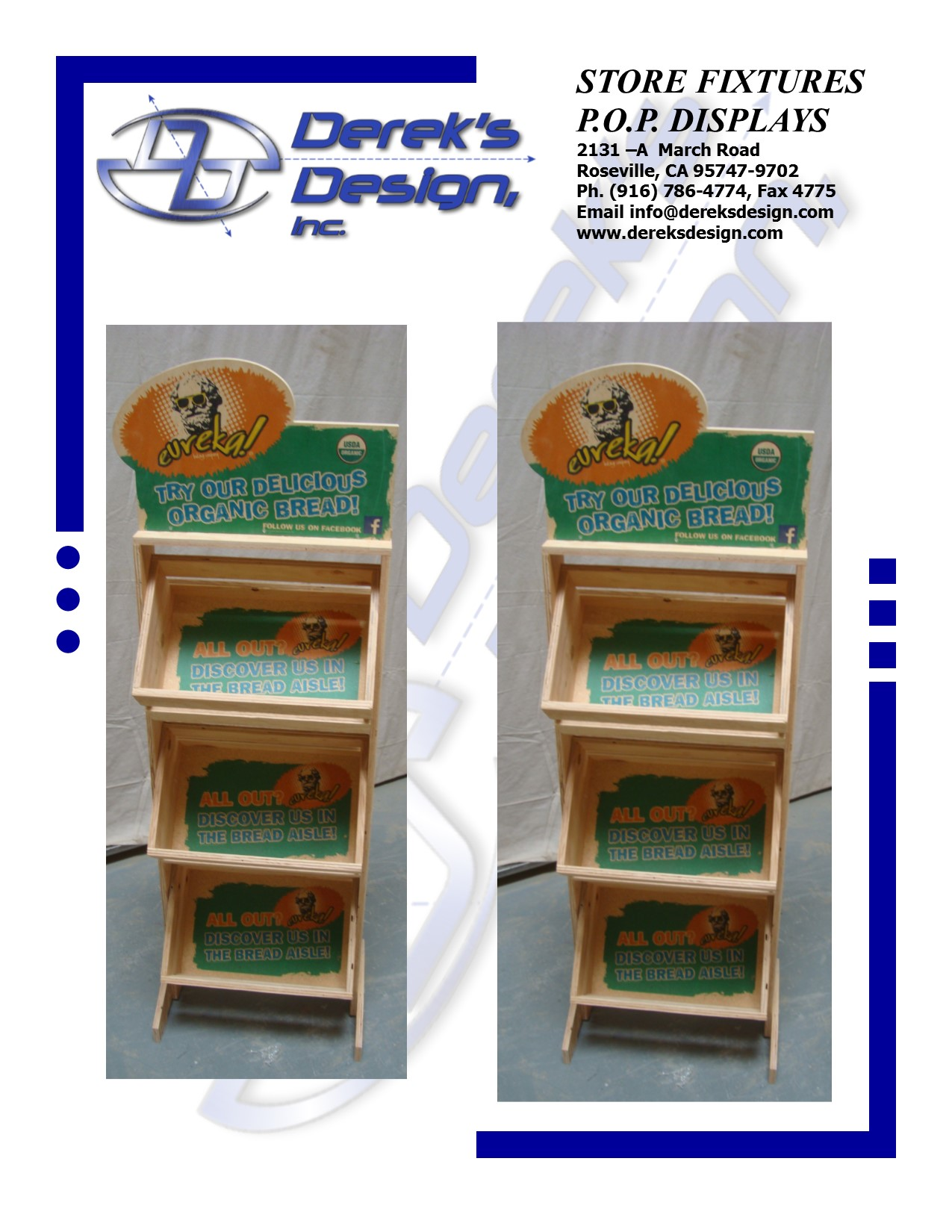 "<A HREF=""MAILTO:ORDERS@DEREKSDESIGN.COM?SUBJECT=Eureka%20Bread%20Displays&BODY=http://www.dereksdesign.com/gallery/custom-displays/eureka-bread-displaya/"">CLICK HERE FOR INQUIRY </A>"